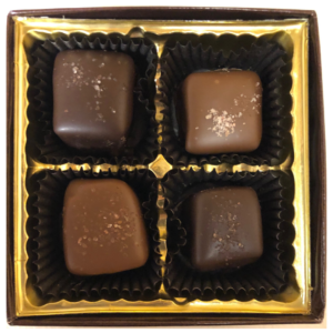 cbd Carmel chocolates - Image of 4